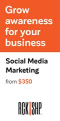 Ad: RCKTSHP - Social media marketing