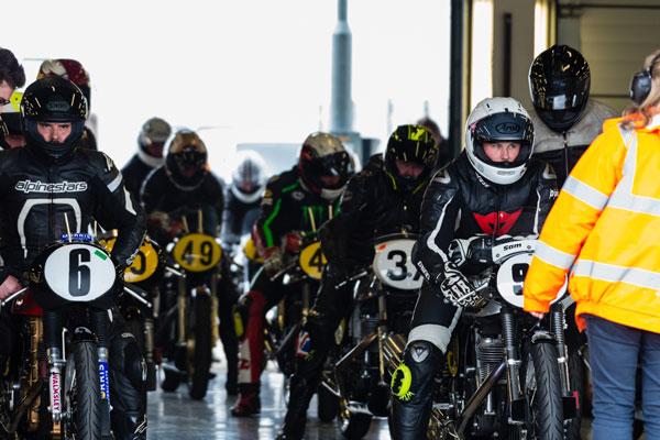 Lansdowne bikes Classic Racing 2018