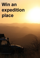 Win a place on an expedition
