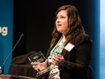Profiling Courtney McVie: 2015 Ian Anderson Committee Chair of the Year Award recipient