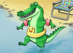 "Image for my new illustration ""Wildlife"""