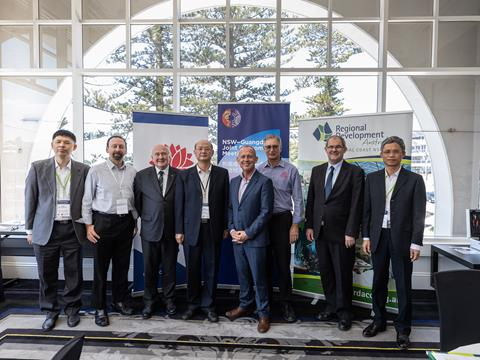 NSW-Guangdong Joint Economic Meeting
