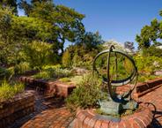 Herb Garden Statue