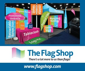 Ad: The Flag Shop