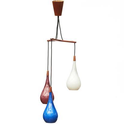 Holmegaard lysekrone