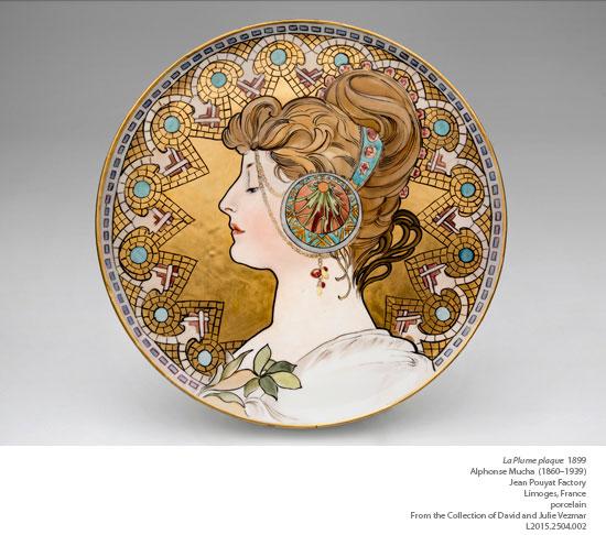 The Allure of Art Nouveau:  1890 through 1914