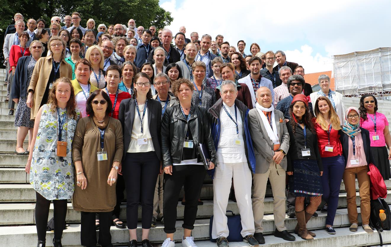 Group photo from the University Futures conference