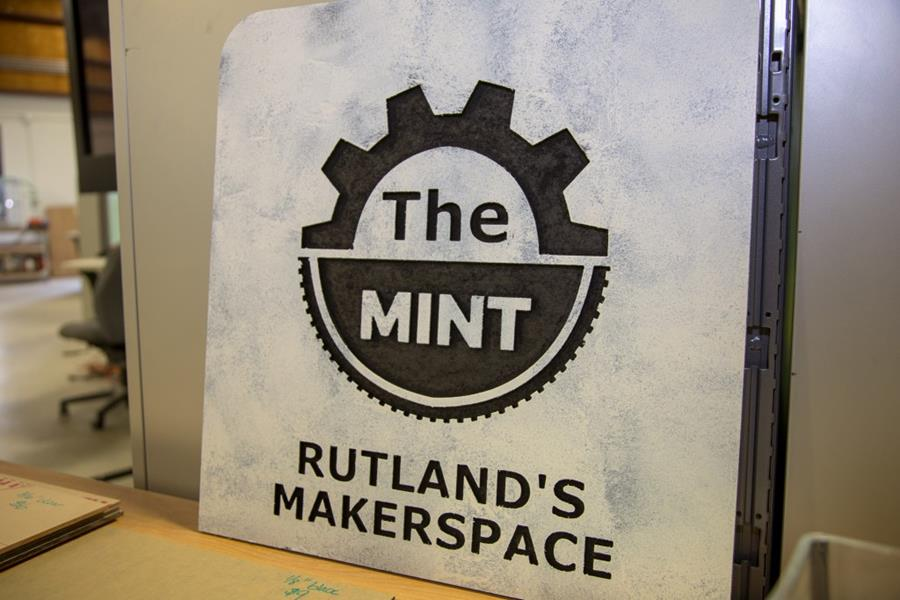 The MINT- Rutland's Makerspace