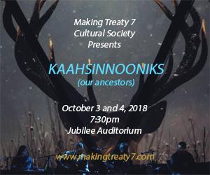 Ad: Making Treaty 7