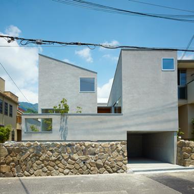House N by Tomohiro Hata