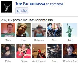 Joe Bonamassa on Facebook. 294,088 people like Joe Bonamassa