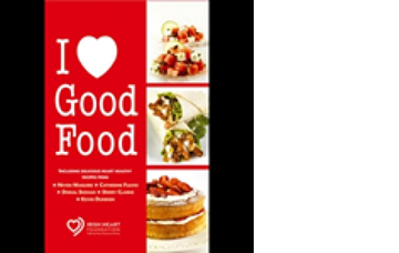 'I love Good Food' Cookbook