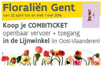 Info prijzen Floraliën