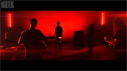 The Contortionist video shoot