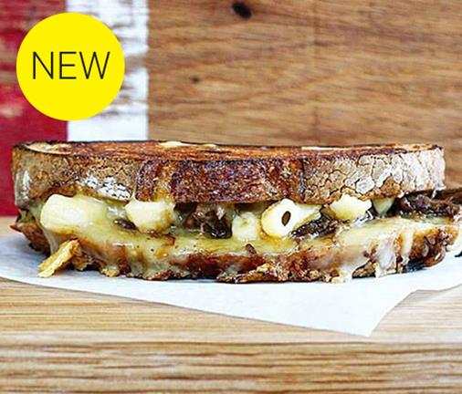 The Melt: Grilled Cheese Pop-Up