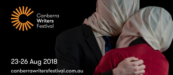 Canberra Writers Festival 2018