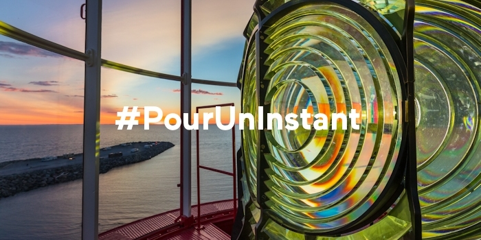 #PourUnInstant