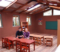 Our Schoolhouse in the Sacred Valley of Peru