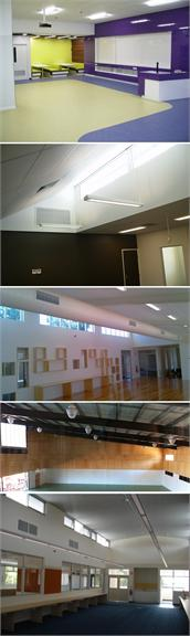 Uni SA PACE Centre / Saint John Bosco School / Saint Joseph's School, Renmark / Samaritan College - Hall / Westbourne Park Primary School
