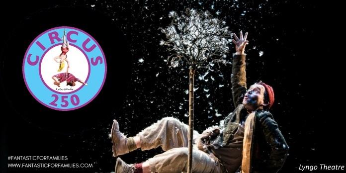 Lyngo Theatre, Circus250