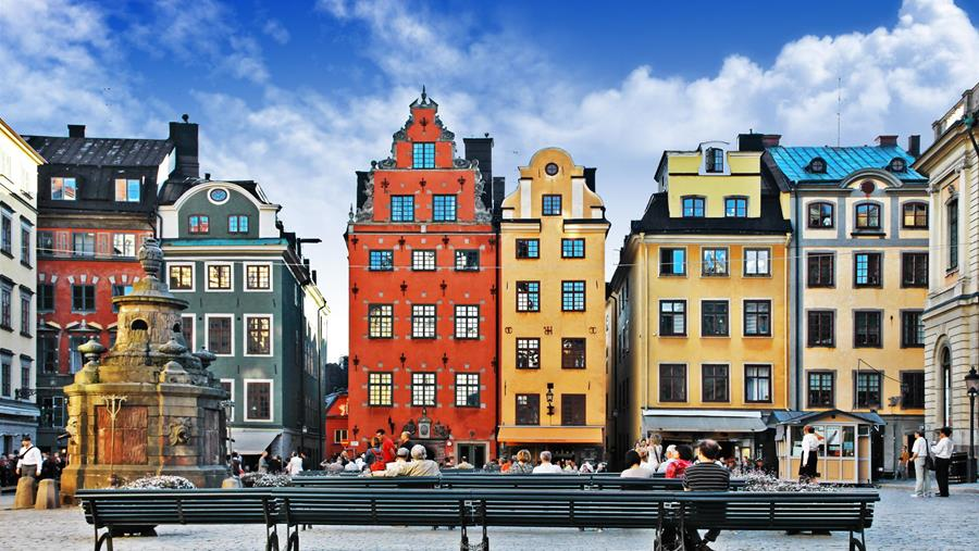 Highlights of scandinavia
