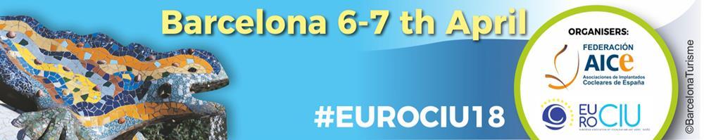 Banner EURO-CIU 2018