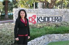 Cecilia Aguillon is the director of marketing and government relations for Kyocera Solar Inc. Staff photo by Laura Hansen
