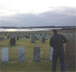 CWGC completes work in Scotland