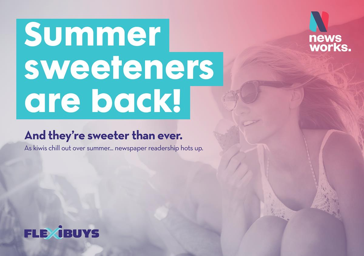 Summer Sweeteners are back!