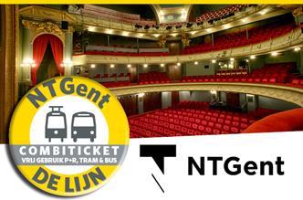 Gratis met bus of tram van en naar NTGent