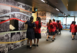 Tours at State Library
