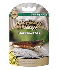 Dennerle garnélatáp - Shrimp King Moringa Pops 40g