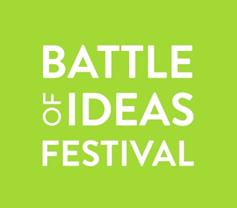 Battle of Ideas festival logo