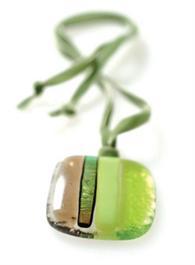 Alicia Macinnes - Pendant in fused glass