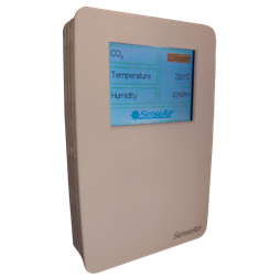 Introducing the all new tSENSE CO2, Temperature & Humidity Transmitter