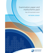 Examination paper and markscheme pack—May 2010