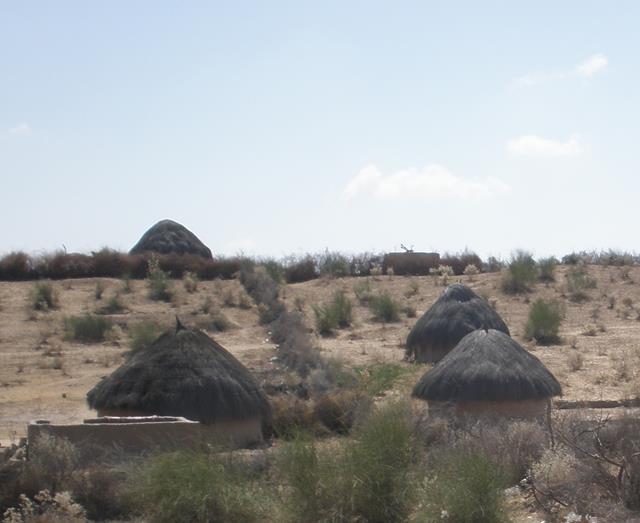 Sequía en Pakistán