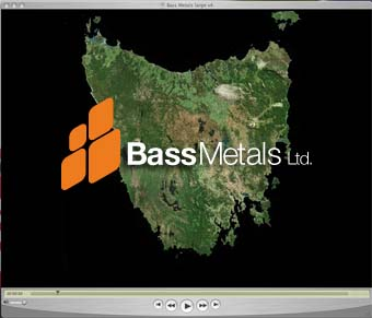 Bass Metals Mine Fly Through