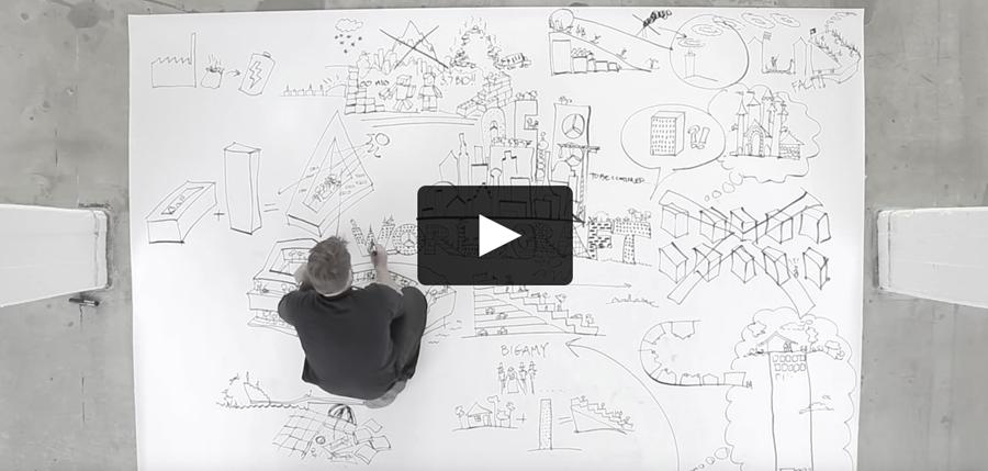 Bjarke Ingels: Architecture should be more like Minecraft