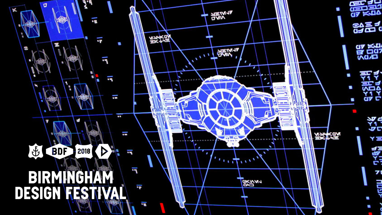 Star Wars at Birmingham Design Festival