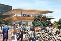 Apple's proposal for Fed Square