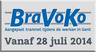 BraVoKo gaat van start op 28 juli 2014.