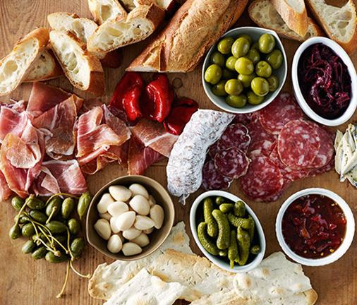 How to: Build the ultimate antipasto platter