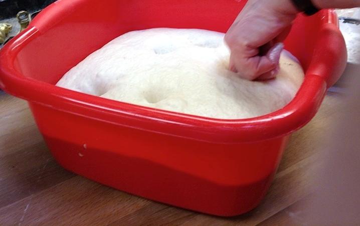 Volume in a loaf 3