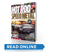 Hot Rod Article Featuring SW