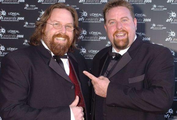 Clayton & Shane Jacobson