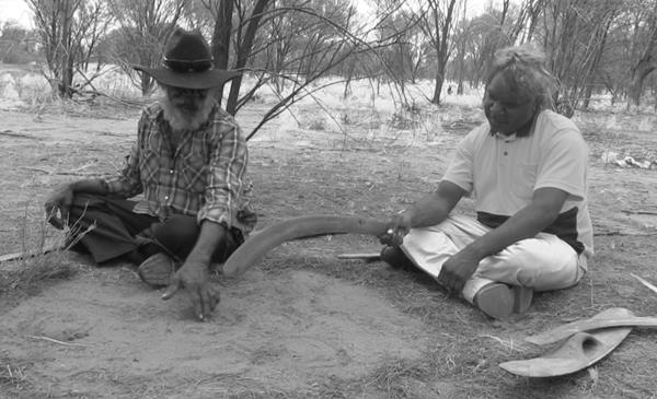 Martin Jugadai and Elder Bundi