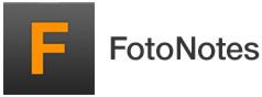 fotonotes-logo-concept