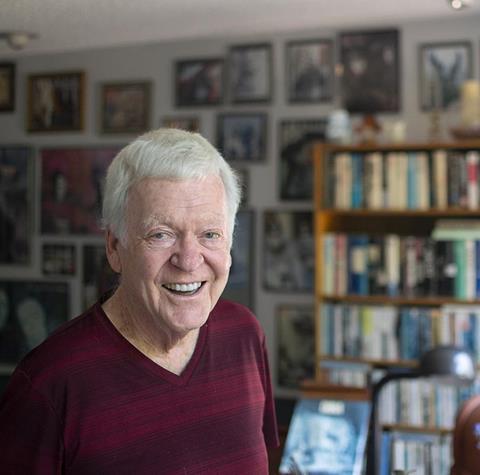 OCF volunteer and donor Bob Simons