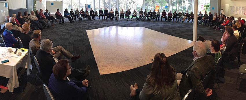 Community Engagement Charter Focus Group
